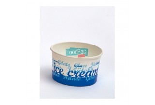 POT À GLACE CARTON OCEAN 195ML