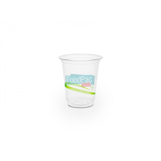 VASO PLA FINO COMPOSTABLE 7 OZ 76X85MM