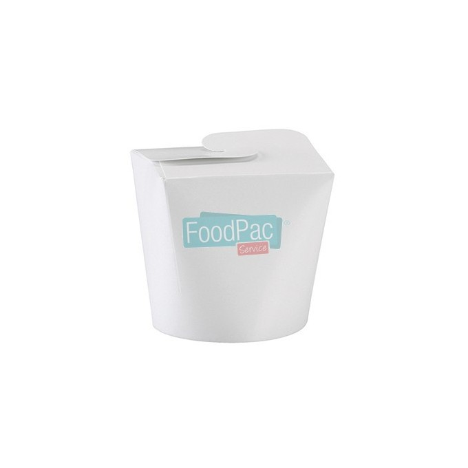 ENVASE BLANCO CON TAPA PARA SNACKS 750ML
