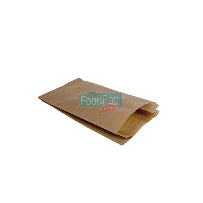 BOLSA PAPEL CELULOSA MULTIUSO MARRON 180X80X340MM