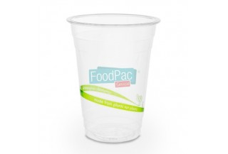 VASO PLA COMPOSTABLE 16 OZ 96X127MM
