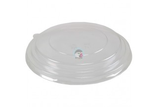TAPA PLA COMPOSTABLE PARA BOTES KRAFT 500-750CC 150MM
