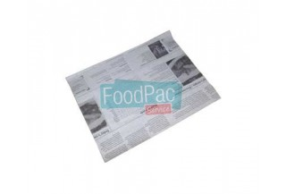 "PAPEL ANTIGRASA 35GR ""PERIODICO"" 270X350MM"