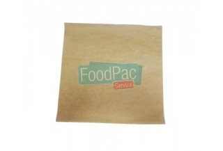 PAPEL KRAFT 305X305MM EN DISPENSADOR (X1000UD)